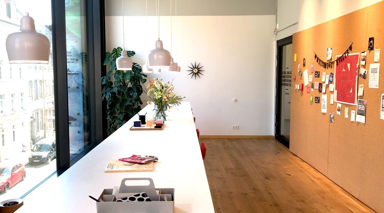 MIIICX Büro - Andreas Quartier